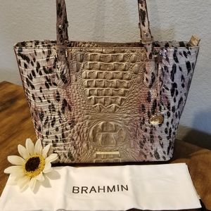 Brahmin Prowl Medium Misha NWT